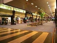 Shopping at Changi Airport, Singapore