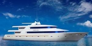 Maldives dive cruise