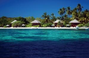 Wakatobi's beauutiful  Ocean Bungalows